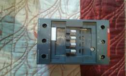 130 Amp 45kW 3 pole contactor - ABB (2 available)
