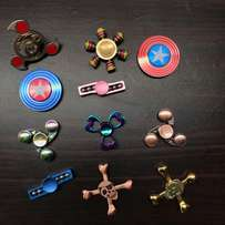 Exclusive fidget spinner metal models