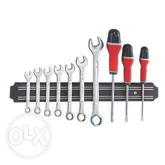 Magnetic Tool holder (for kitchen or workshop)