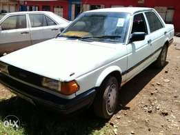 Won't last long at this price Nissan sunny B12