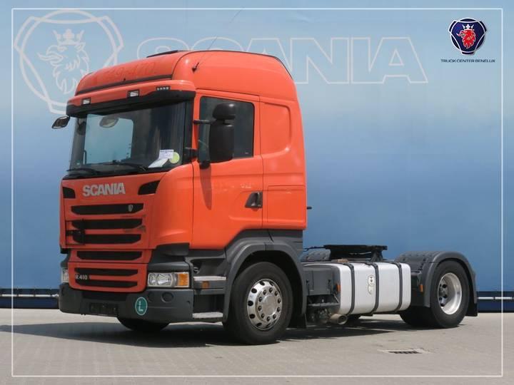 Scania R410 LA4X2MNA | Alcoa | PTO - 2014