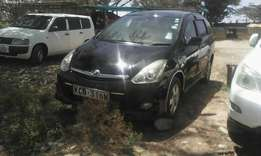 Toyota Wish KCB in superb condition.