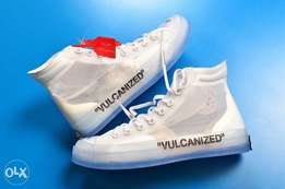 New converse Off white unisex sneakers