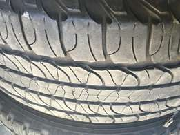 Set of 4 x 235/55/18 Goodyear HL 90% (R3600)