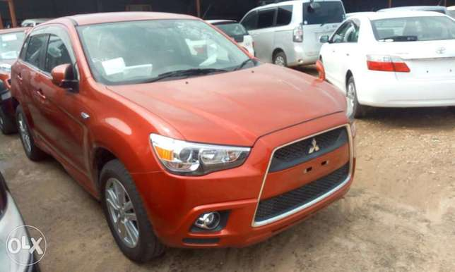 RVR Mitsubishi. Wine red: Hire purchase accepted Mombasa Island - image 2