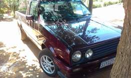 caddy club bakkie in good condition. Can whatsapp for more pictures