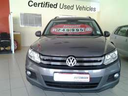 VW TIGUAN 1.4 TSI Bluemotion - 2014