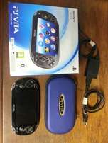 PS Vita WIFI (Cracked LCD) For Sale