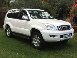2004 Toyota Land Cruiser Prado 4.0 VX At