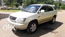Toyota Harrier 2000,KAY,Auto,Petrol,Ksh 695,000 Negotiable