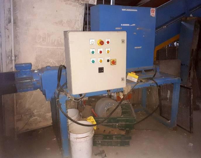 Meltog Sh1 Static Shredder (1444) - 2006
