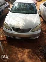 tokunbo direct Toyota Camry buy and used Lagos clear no condition Ac o