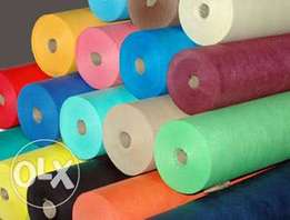 Non woven fabric - sheets and rolls