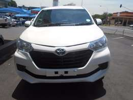 Toyota Avanza New Model 2016