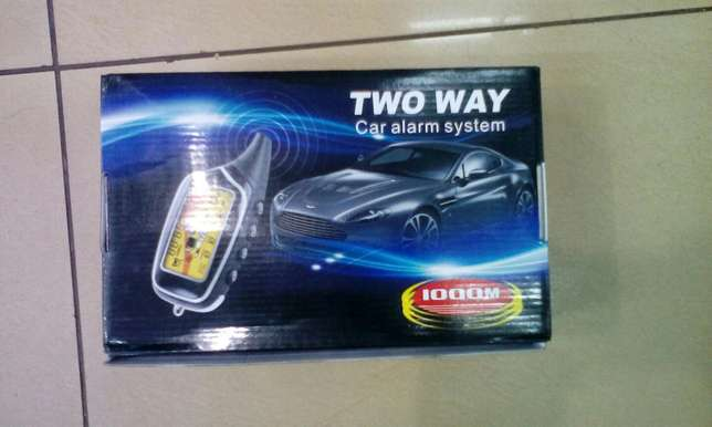 Steel mate two way car alarm system City Centre - image 1