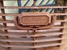 ford fairlane 1974 grille