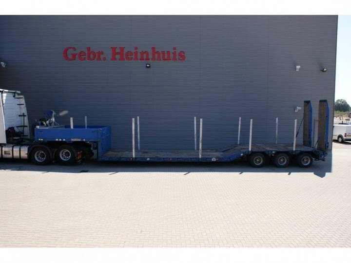 Goldhofer STZ-TL3-33/80 3.7 meter extandable - 1998
