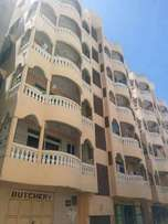 40 flats with two shops at Bamburi
