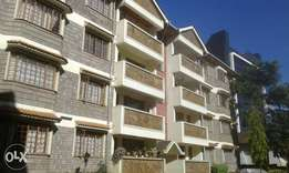 Westlands spacious 3 bedrooms apartment to let