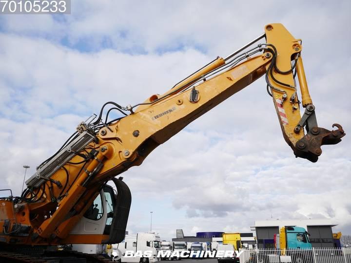 Liebherr R954C V-HDW UHD Demolition - 28 meter UHD - engine rebuil... - 2009 - image 12
