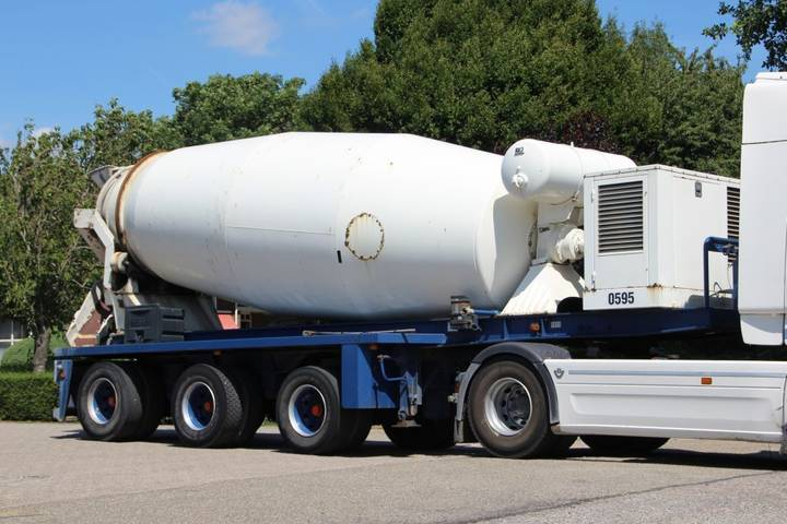 Floor MIXER !!KARRENA 15m3!!OWN ENGINE!! - 2005
