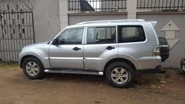 2008 Mitsubishi Pajero. Excellent Condition. Quick Sale
