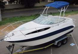 2006 Bayliner 245 with 5.7L V8 Mercruiser 350MAG with Bravo 3 Duel Pro