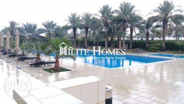 Duplex with two balcony in Salmiya