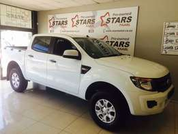 2013 Ford Ranger 2.2 D-Cab With Only 87235Km!Available Now
