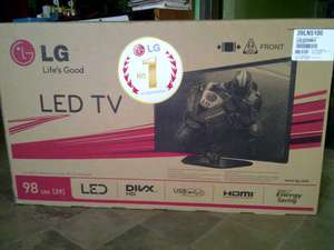 "19 "" led tv-inbuilt decoder -1 year warranty . Nairobi CBD - image 1"