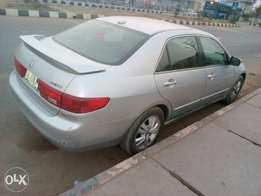 Honda accord used auto drive working AC full option wit DVD V6 engine