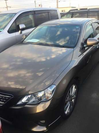 Toyota Markx new shape 2010 with sunroof for sale Hurlingham - image 1