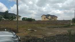 Land for home development at Magaa drive syokimau wth ready Titles