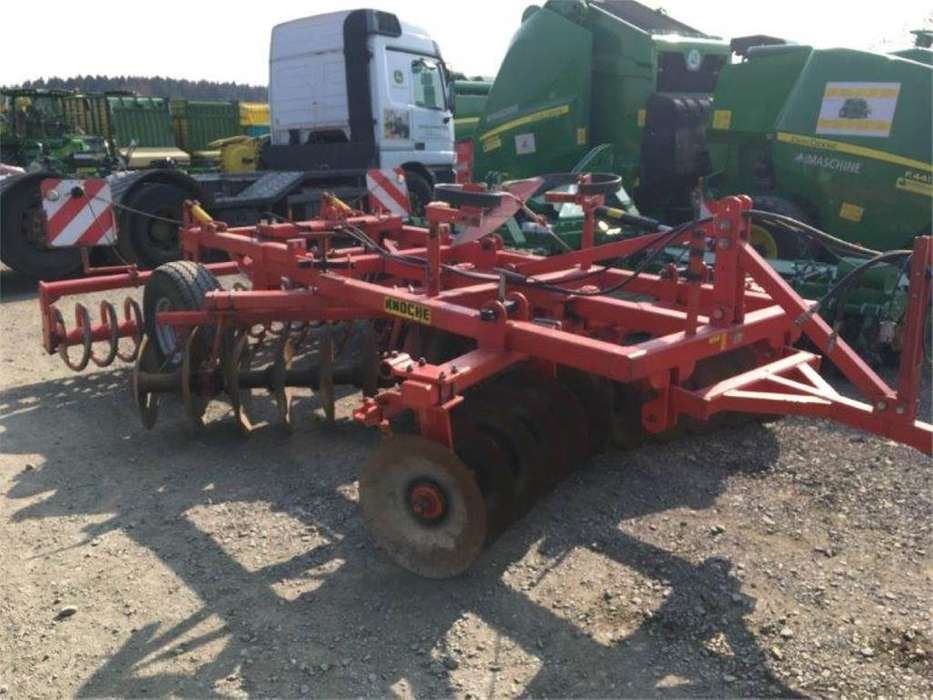 Knoche Dx6626h -s - 2003