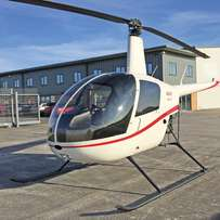 Robinson R22-Campaign Chopper on Quick Sale