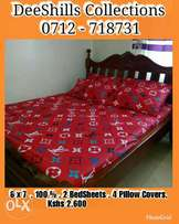 Bedsheets 6 * 7