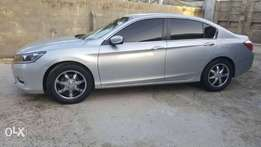 Freshly imported Honda Accord 2015