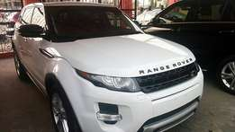 Foreign used Range Rover (2013)