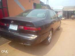 Toyota Camry99 tokunbo engine fist body
