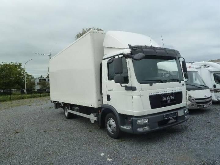 MAN TGL 8.180 Euro5 nieuw model AIRCO enz - 2012