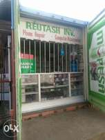 Mpesa and accessories shop
