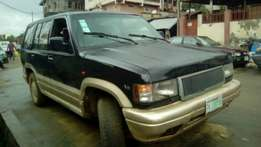 Cheap Solid body Isuzu trooper