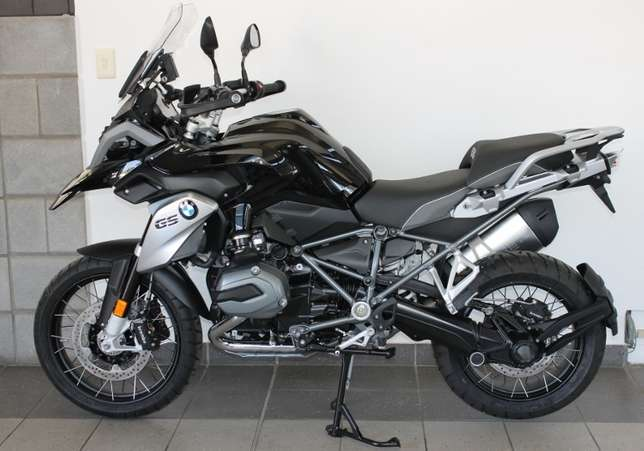BMW R1200GS LC Triple Black Special Edition (Assistance) Bloemfontein - image 1