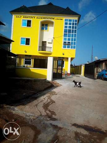 Room and parlour self contain to let at oluwatuyi Akure South - image 1