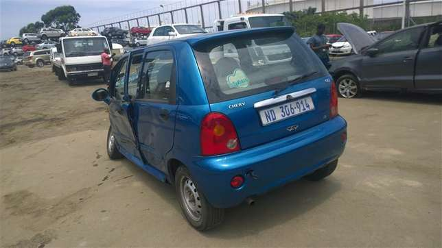 CHERRY QQ3 Stripping for all parts Jeppestown - image 1