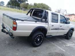 R87000 negotiable Ford ranger bakkie turbo engine diesel drive and go