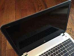 Clear HP laptop for sale