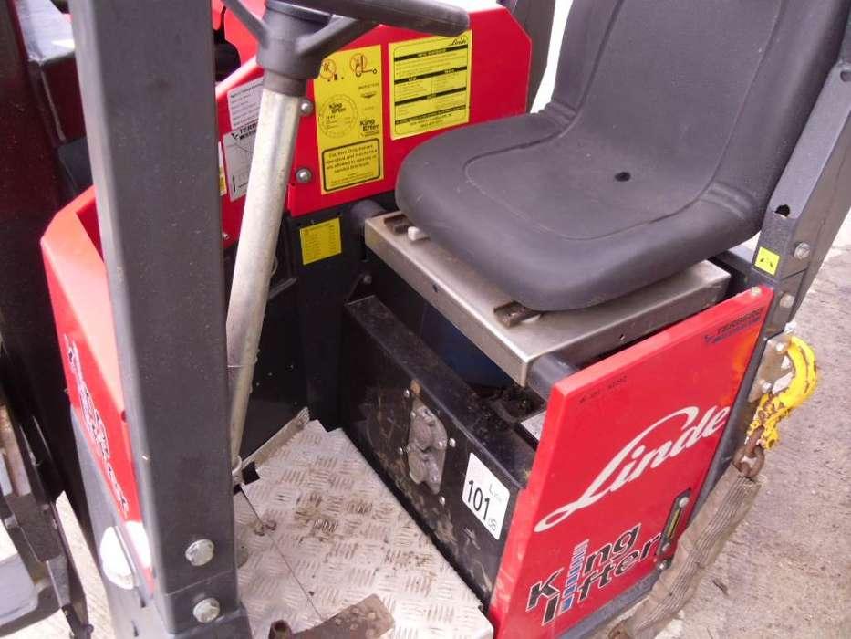 Linde Terberg King Lifter Forklift - 2014 - image 7