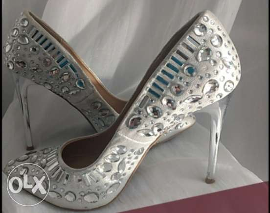 High heel Charlotte Russe high quality size 36 37 38
