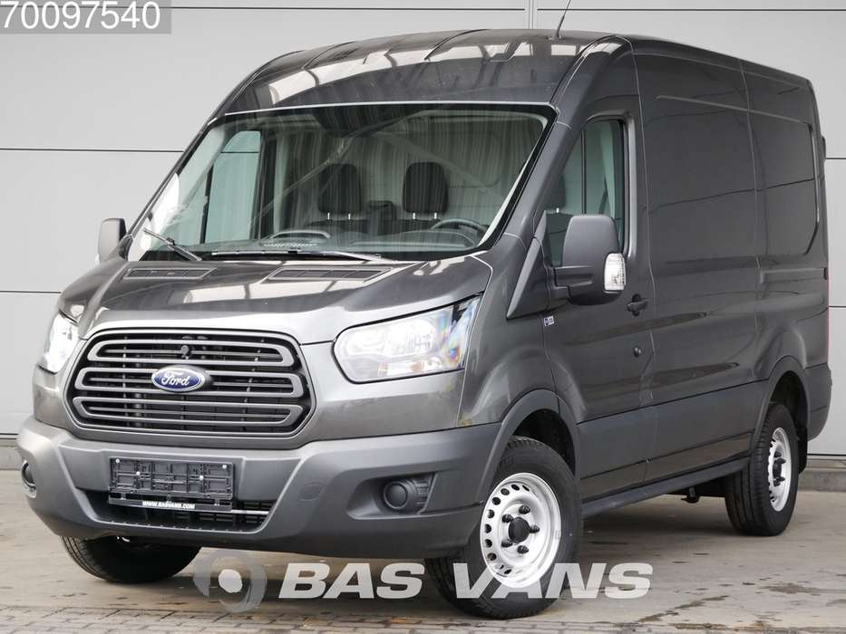 Ford Transit 2.0 TDCi 350L Nieuw 130PK Airco 3 Zits Leren stuu... - 2019